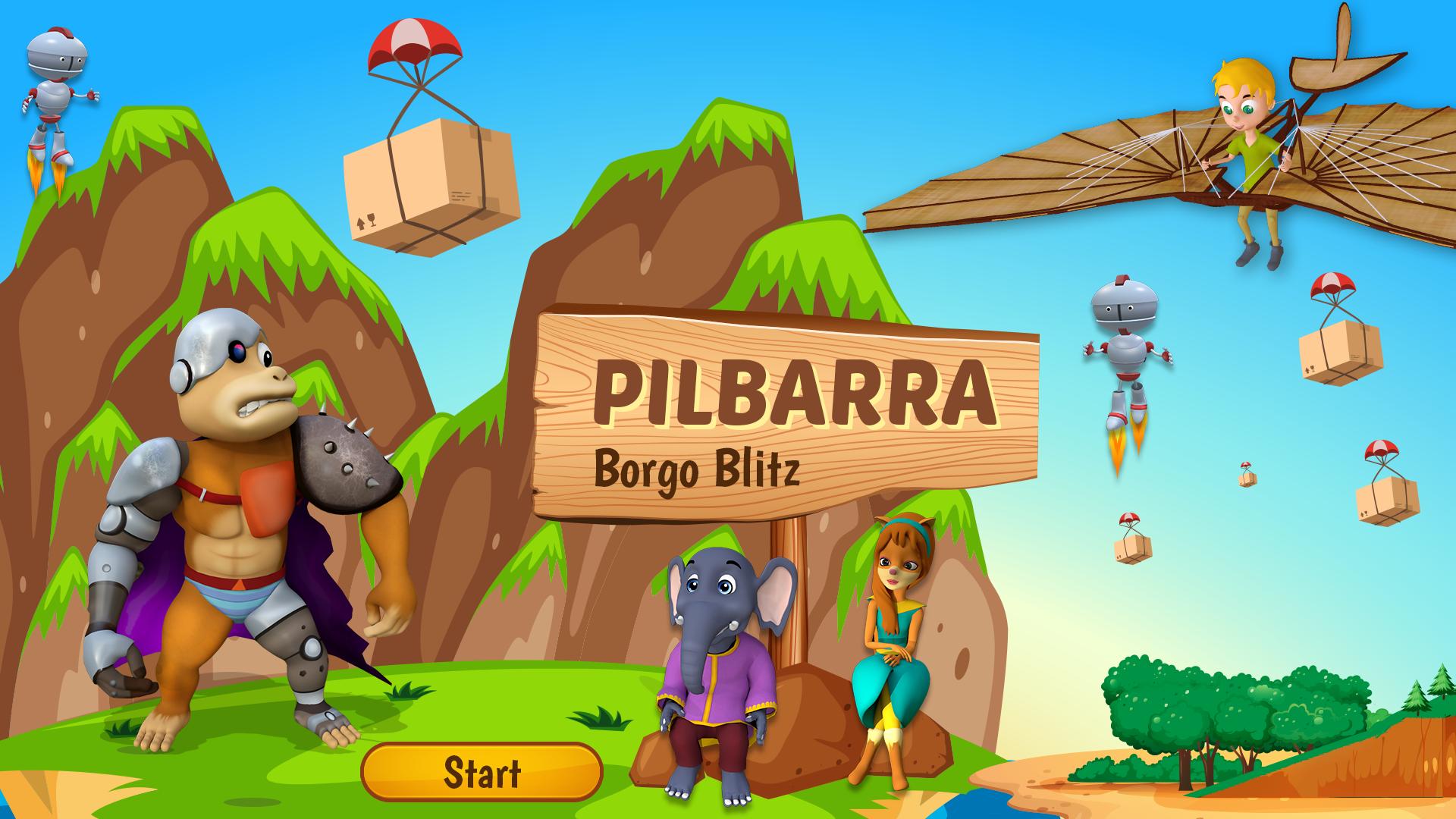 Borgo Blitz Game